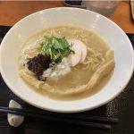 千葉駅前の鶏そば七星ラーメン、そのお味は?