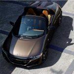 S660 α特別仕様車 ブルーノレザーエディション発表 期間限定で販売
